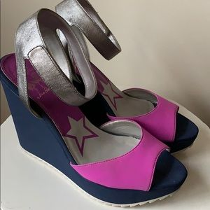 Sam Edelman Circus Wedges